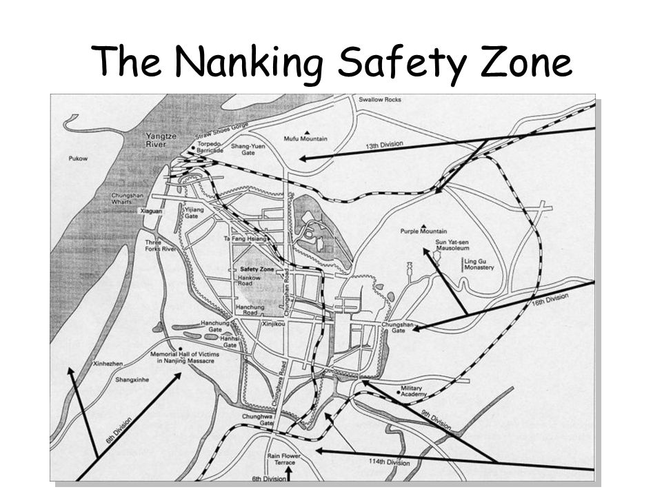 The Nanking Safety Zone