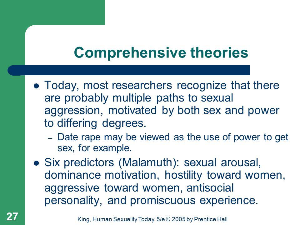 Comprehensive theories