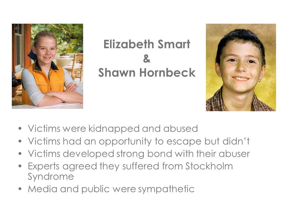 Elizabeth Smart & Shawn Hornbeck