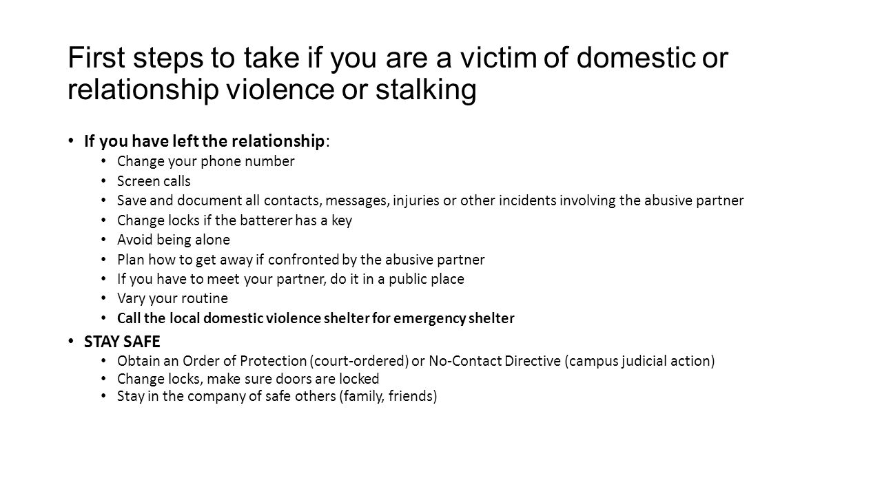 The Shocking Domestic Violence Facts You Should Know on International Women's Day