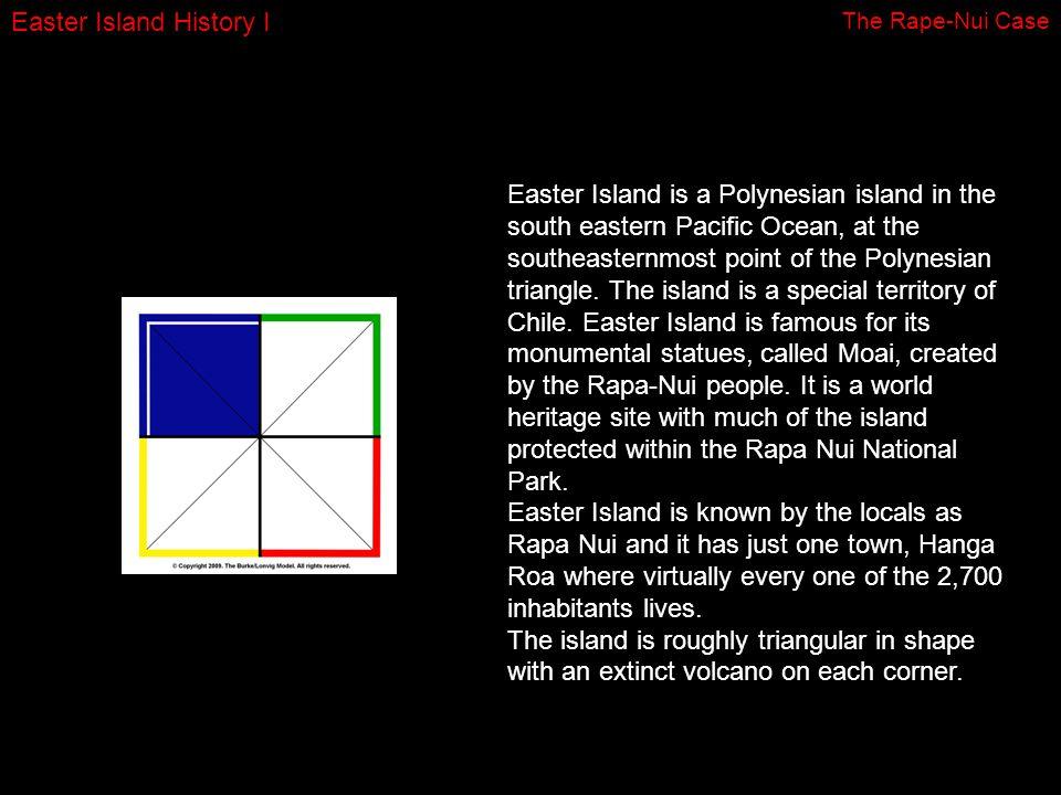 Easter Island History I