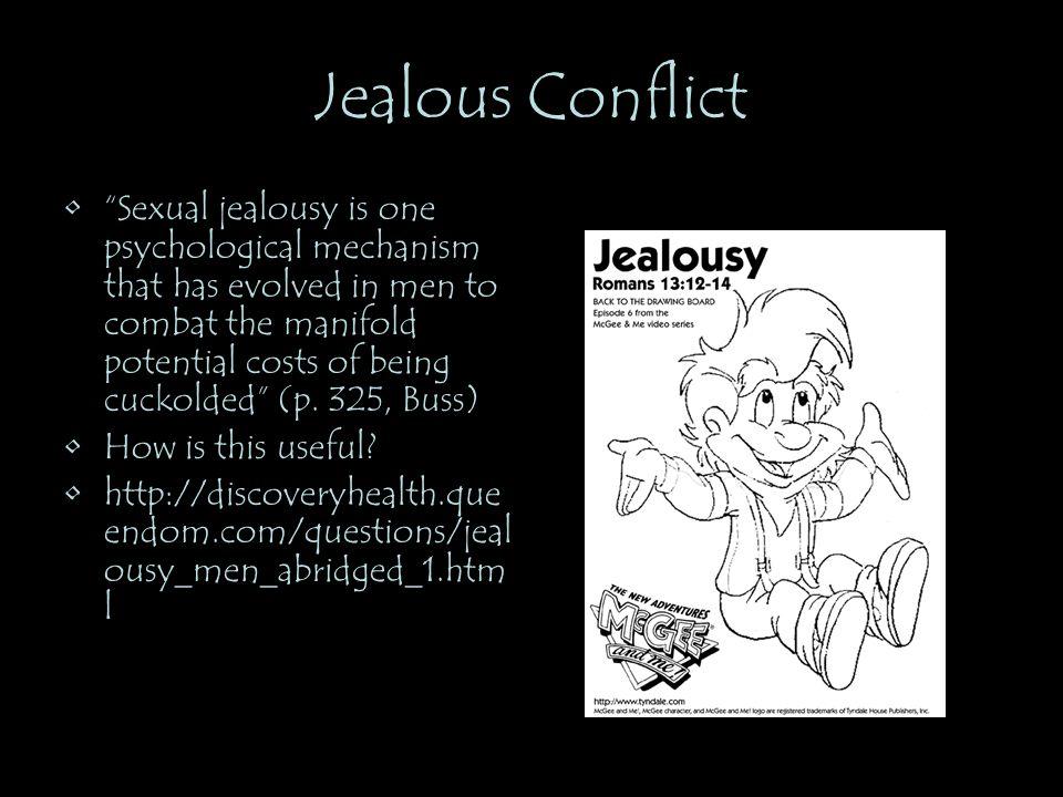 Jealous Conflict