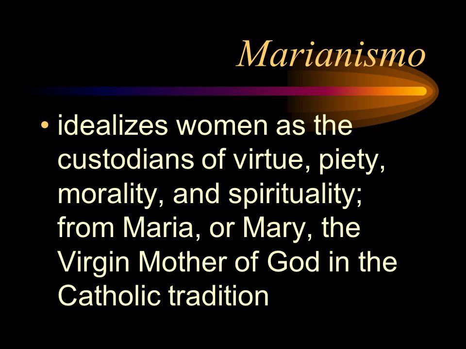 Marianismo