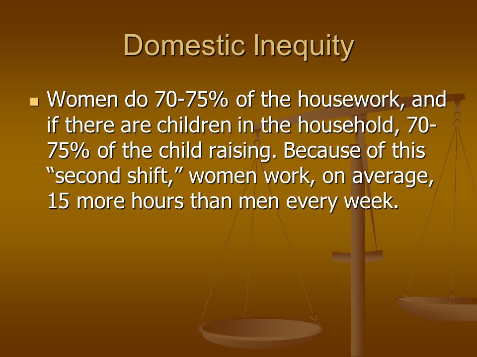 Domestic Inequity