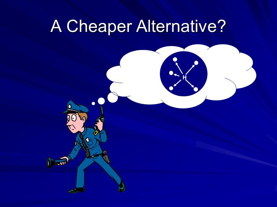 A Cheaper Alternative H