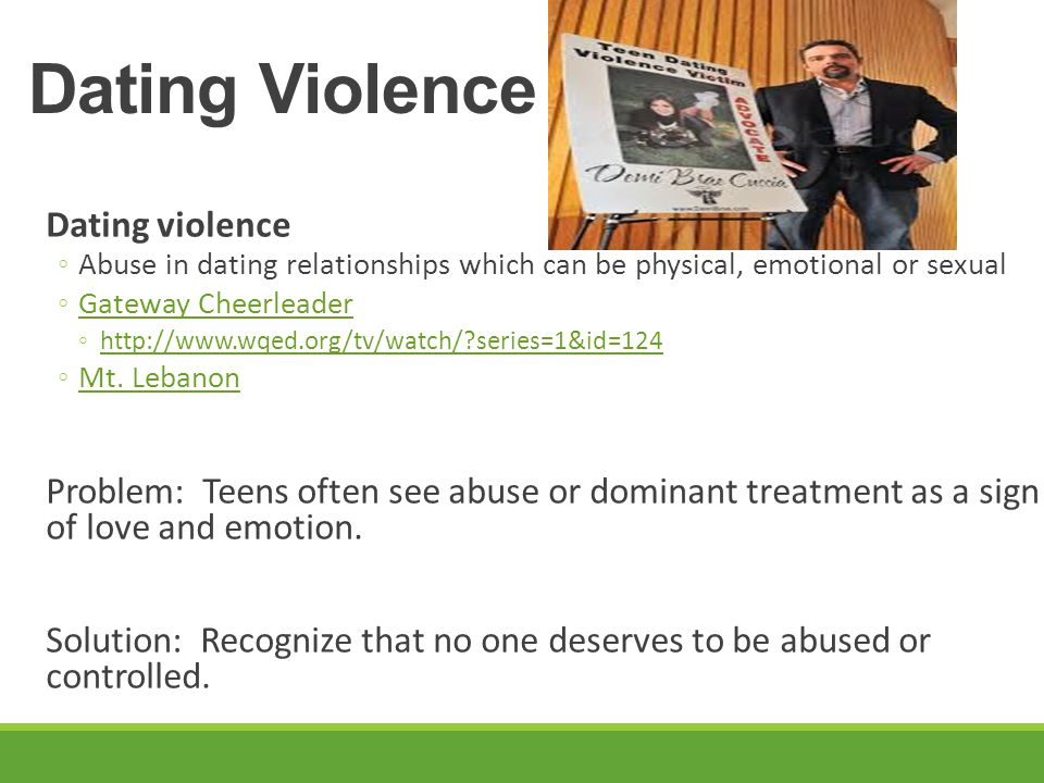 What makes teen dating violence different than adult domestic abuse