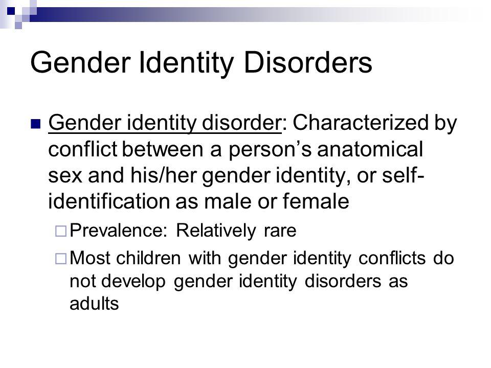 Gender Identity Disorders