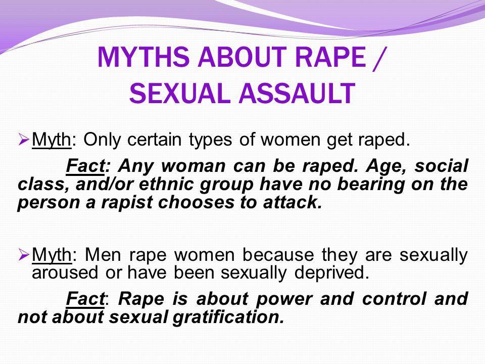 Completely Sexual myths also seems