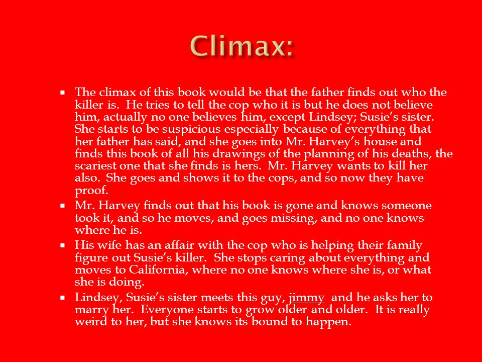 Climax: