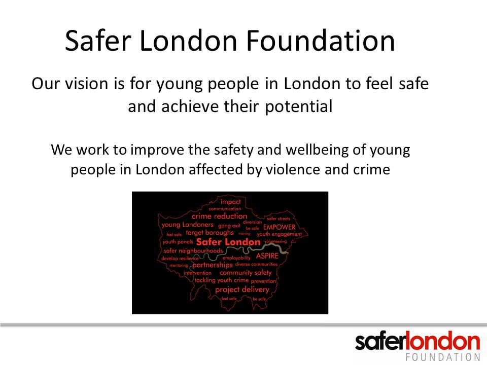 Safer London Foundation