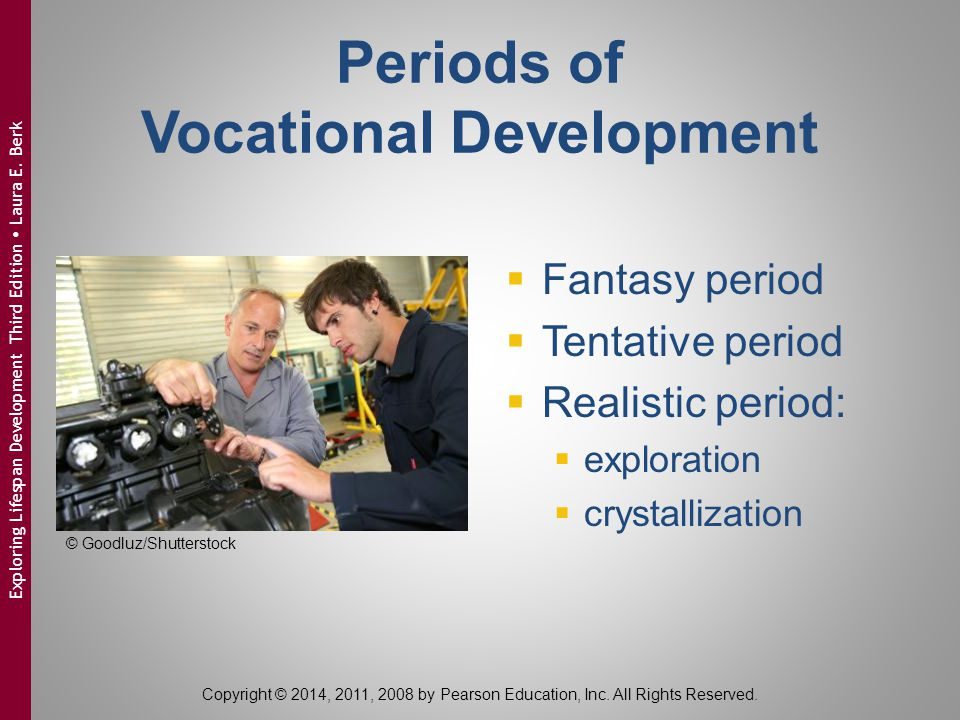 Periods of Vocational Development