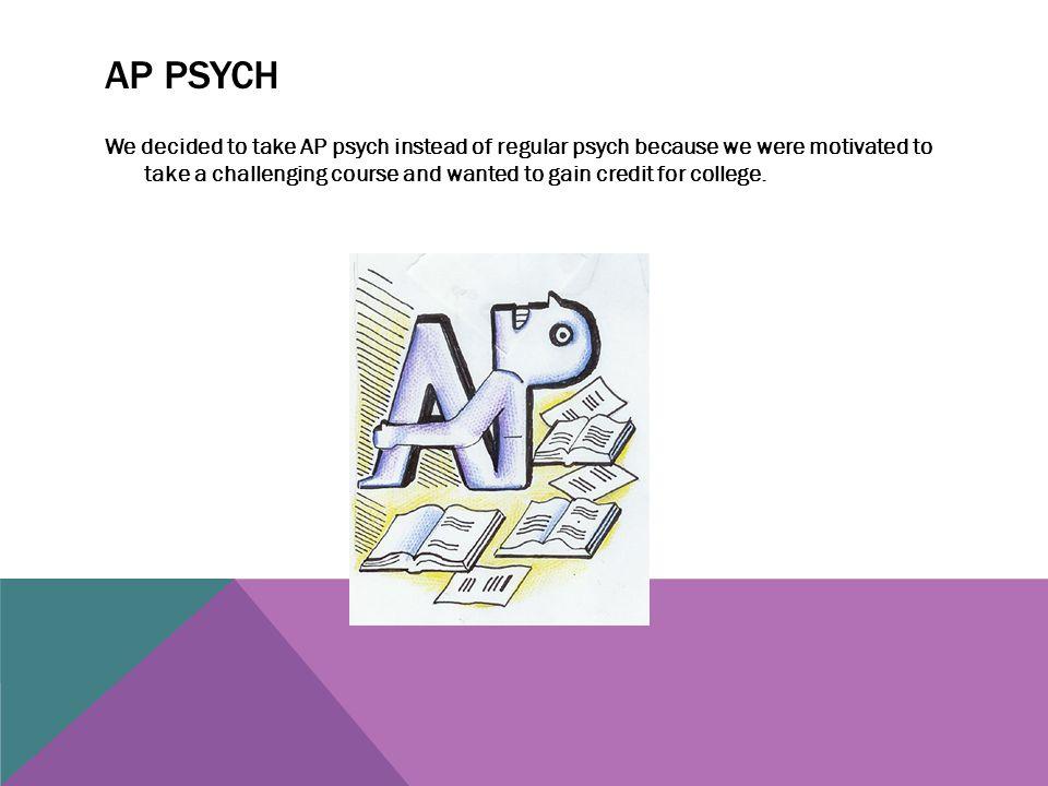 AP PSYCH