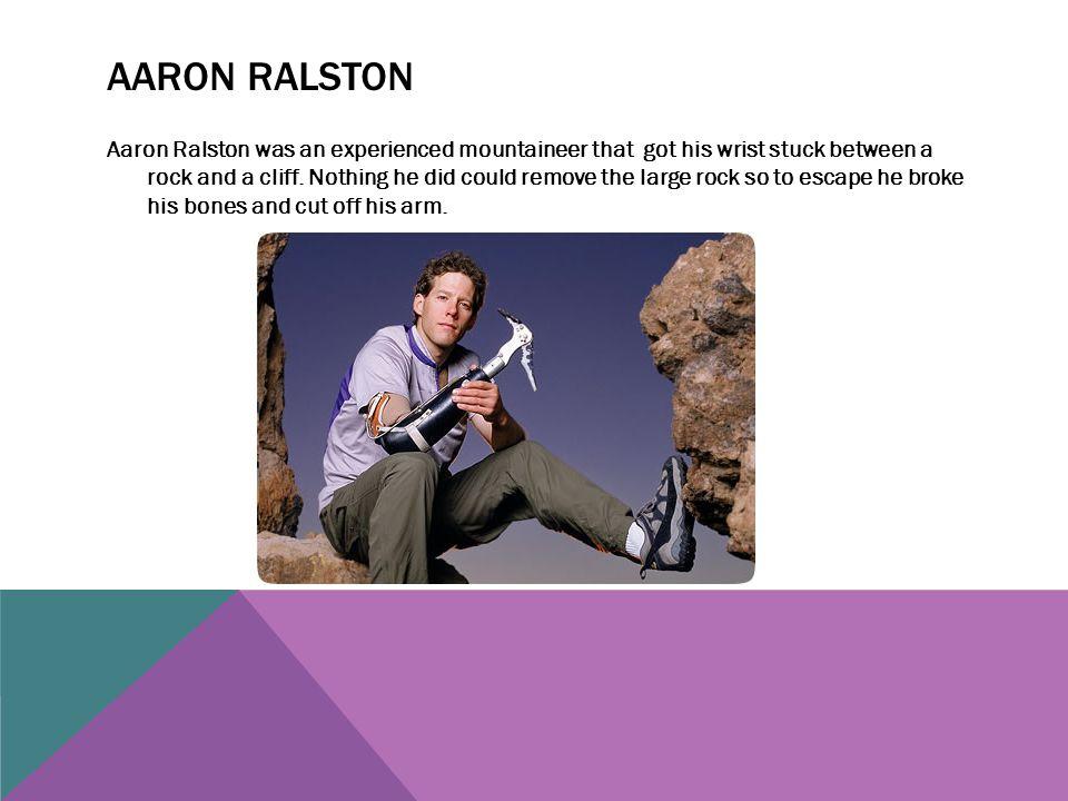 Aaron ralston