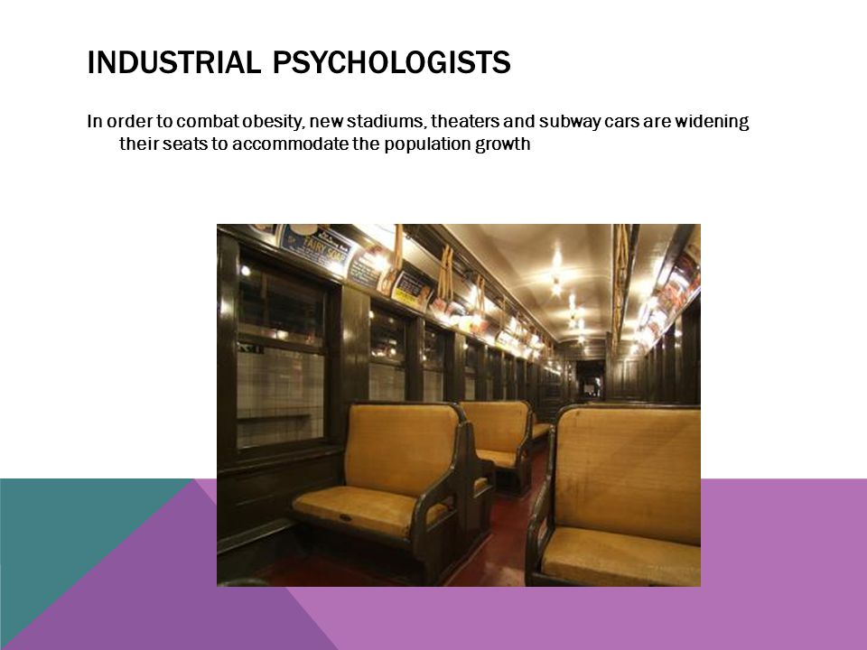 Industrial psychologists
