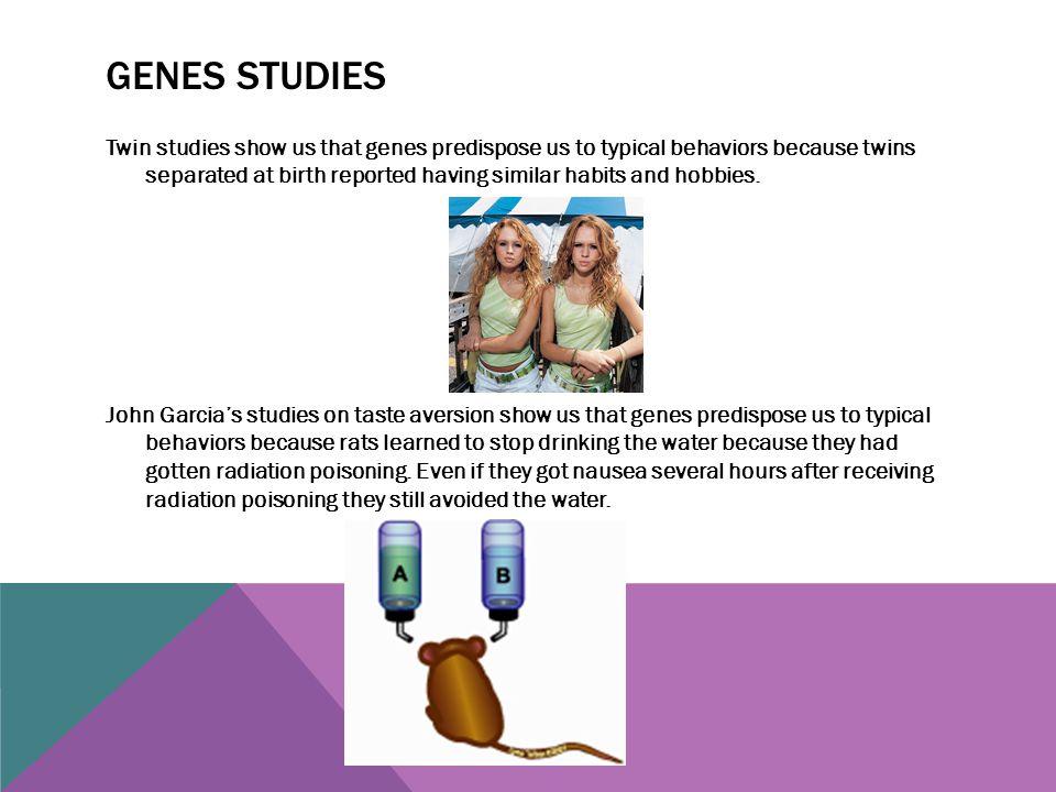 Genes studies