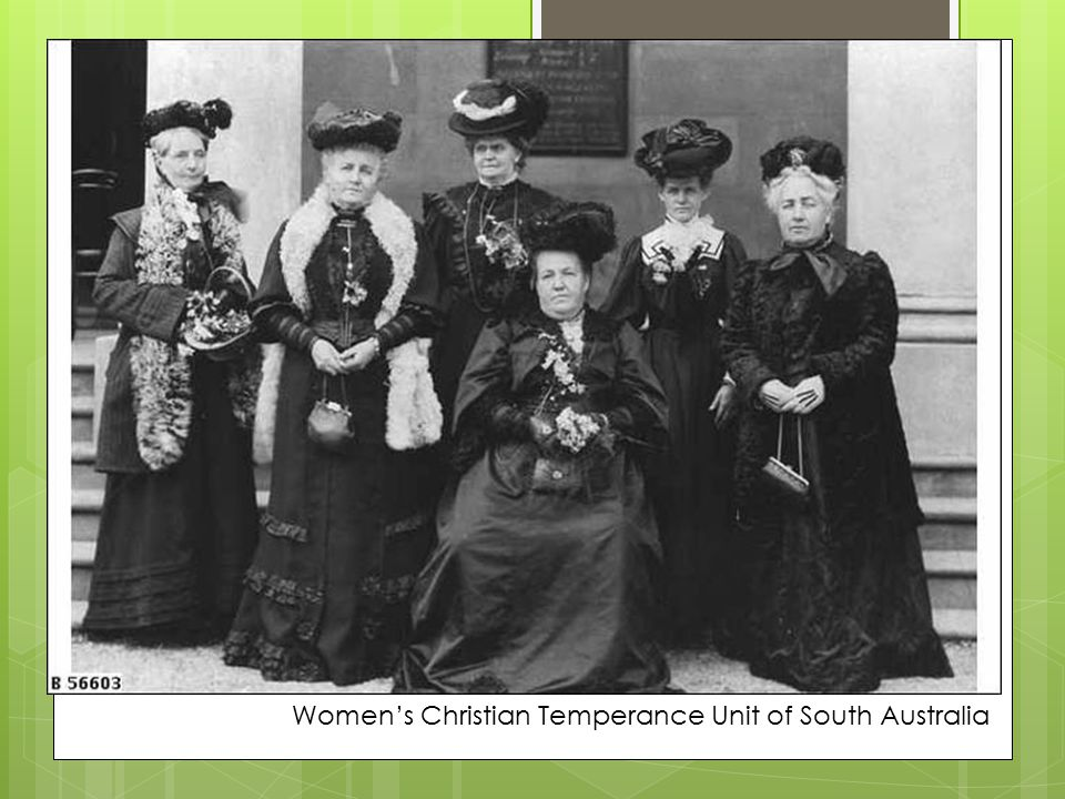 Women's Christian Temperance Unit of South Australia