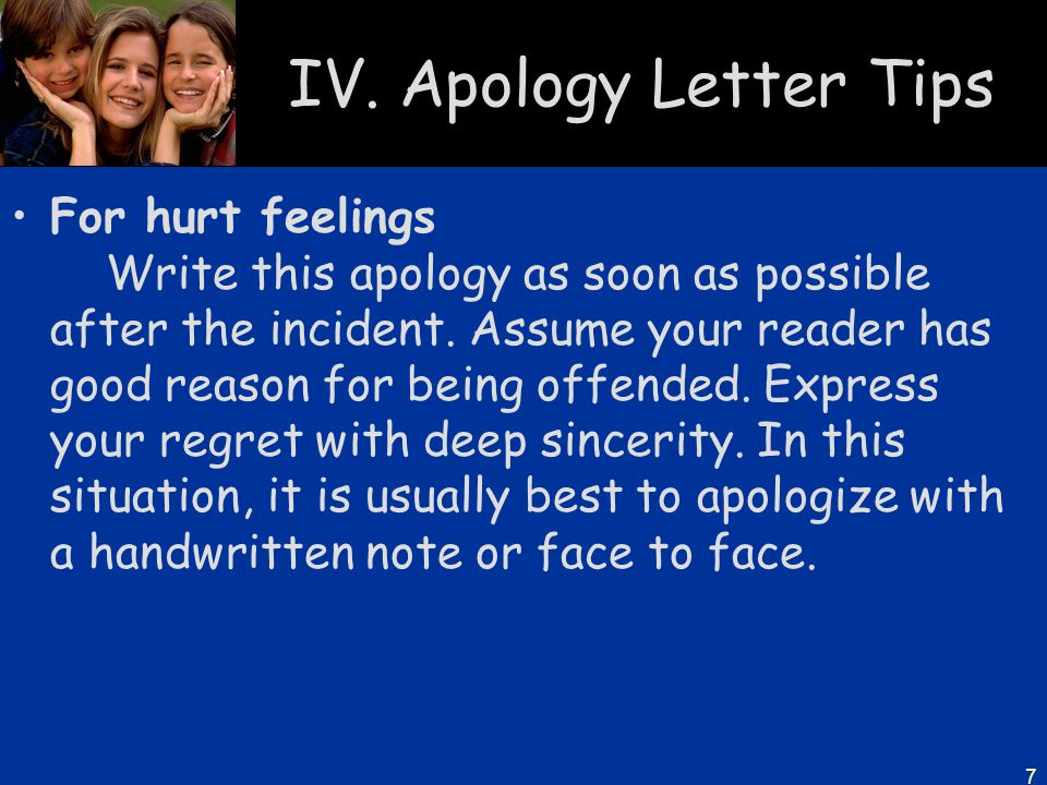 Unit Five Apology Lecturer Bear ppt download
