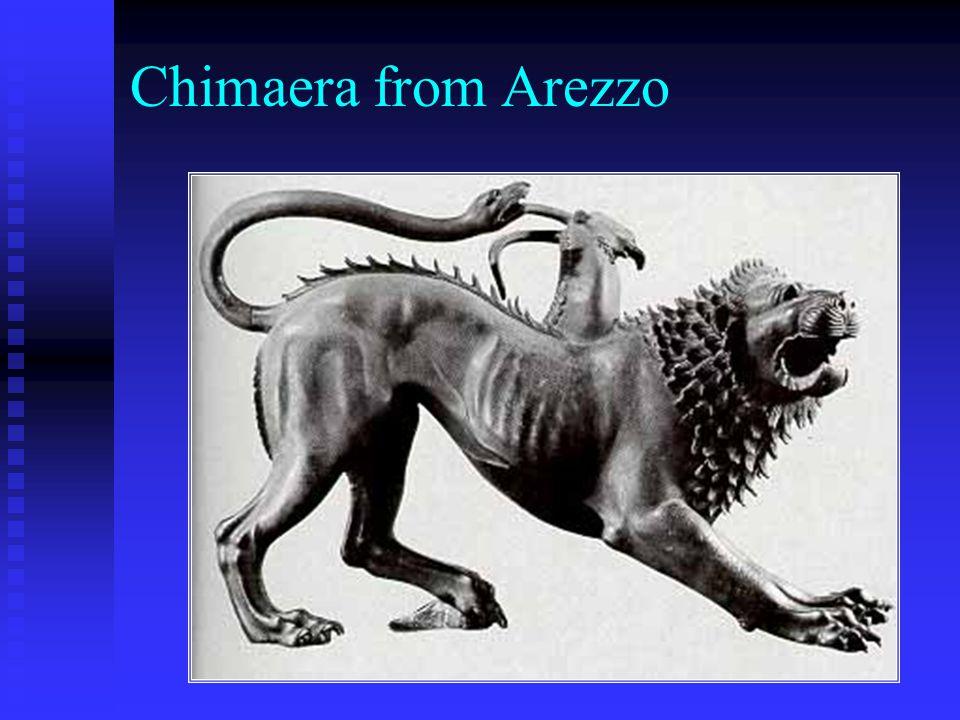 Chimaera from Arezzo