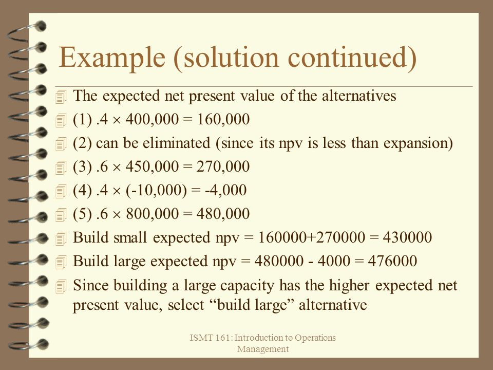 Example (solution continued)