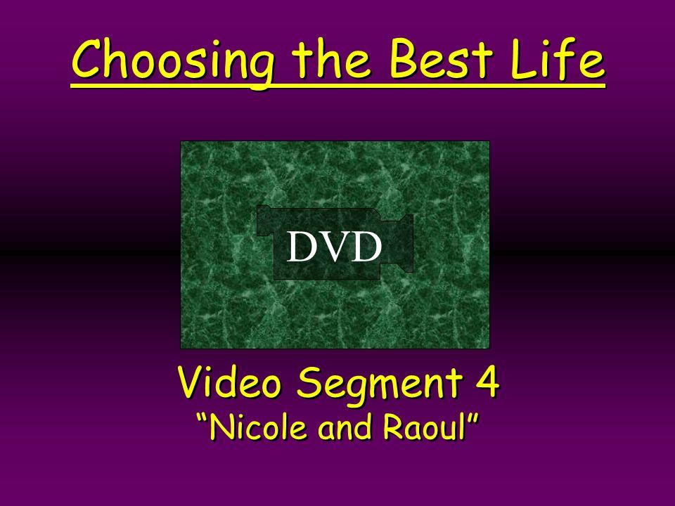 Video Segment 4 Nicole and Raoul