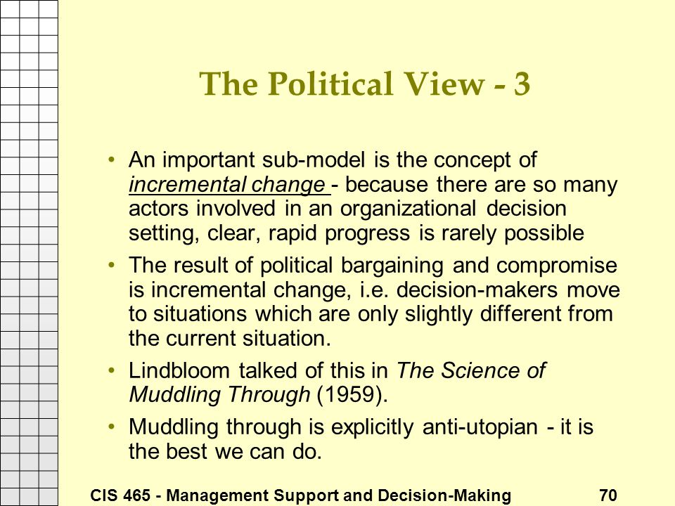 The Political View - 3