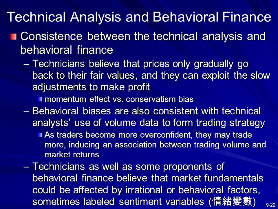 "physiological biases that make investors become irrational Effect of behavioral biases on market efficiency and investors' welfare  effect of behavioral biases on market efficiency and investors' welfare well-informed, risk-tolerant investors ""know"" where  online trading is an environment where investors can easily become overconfident i recall an advertise."