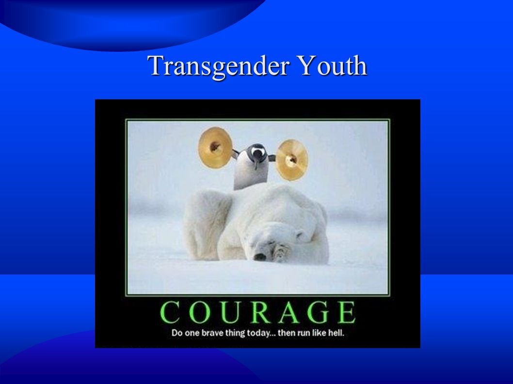 Transgender Youth