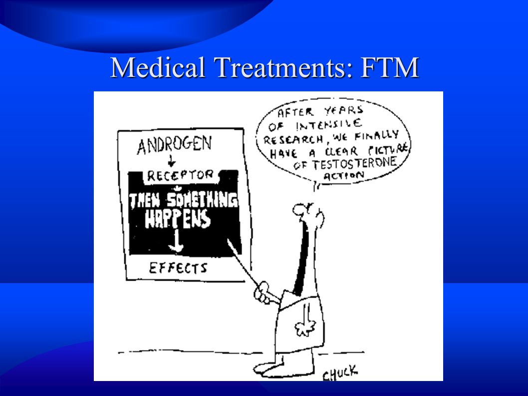 Medical Treatments: FTM