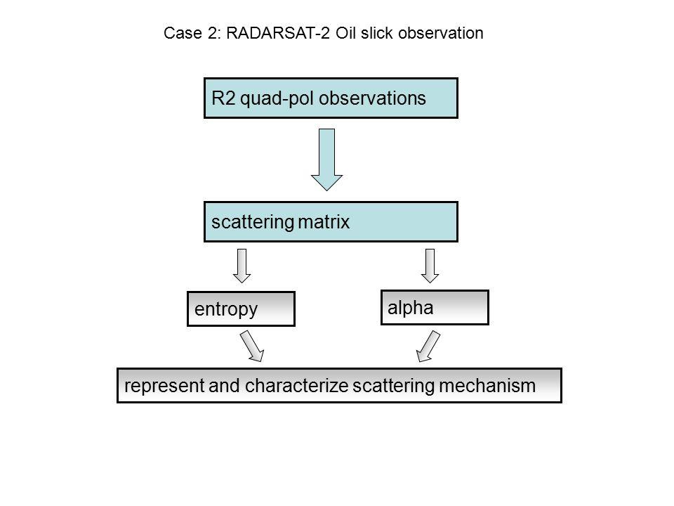 R2 quad-pol observations