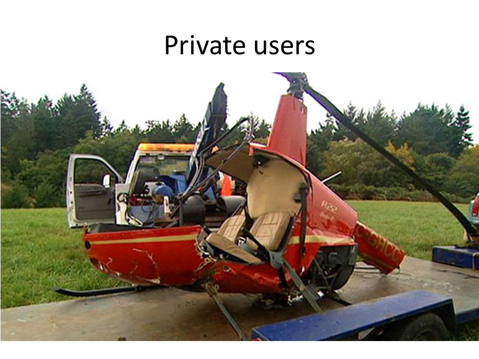 Private users