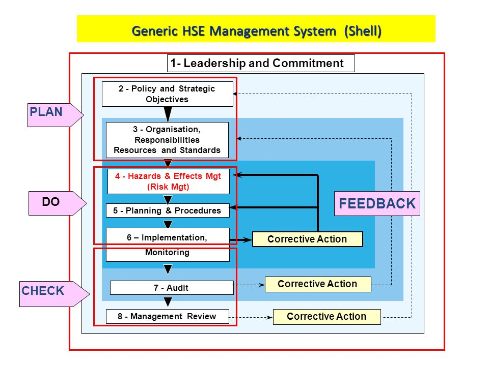 Generic HSE Management System (Shell)