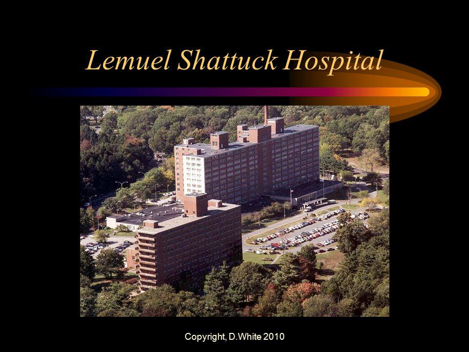 Lemuel Shattuck Hospital