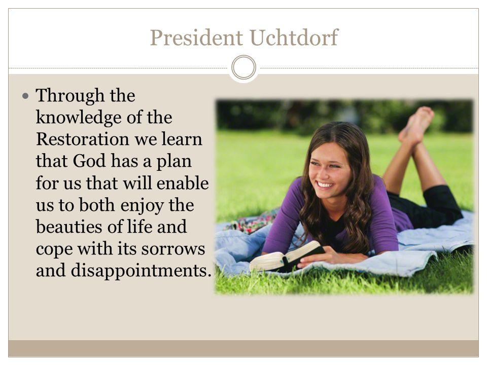 President Uchtdorf