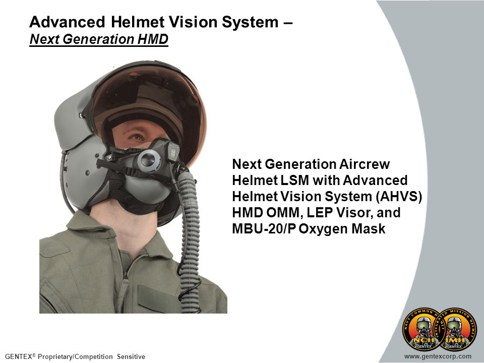 Advanced Helmet Vision System – Next Generation HMD