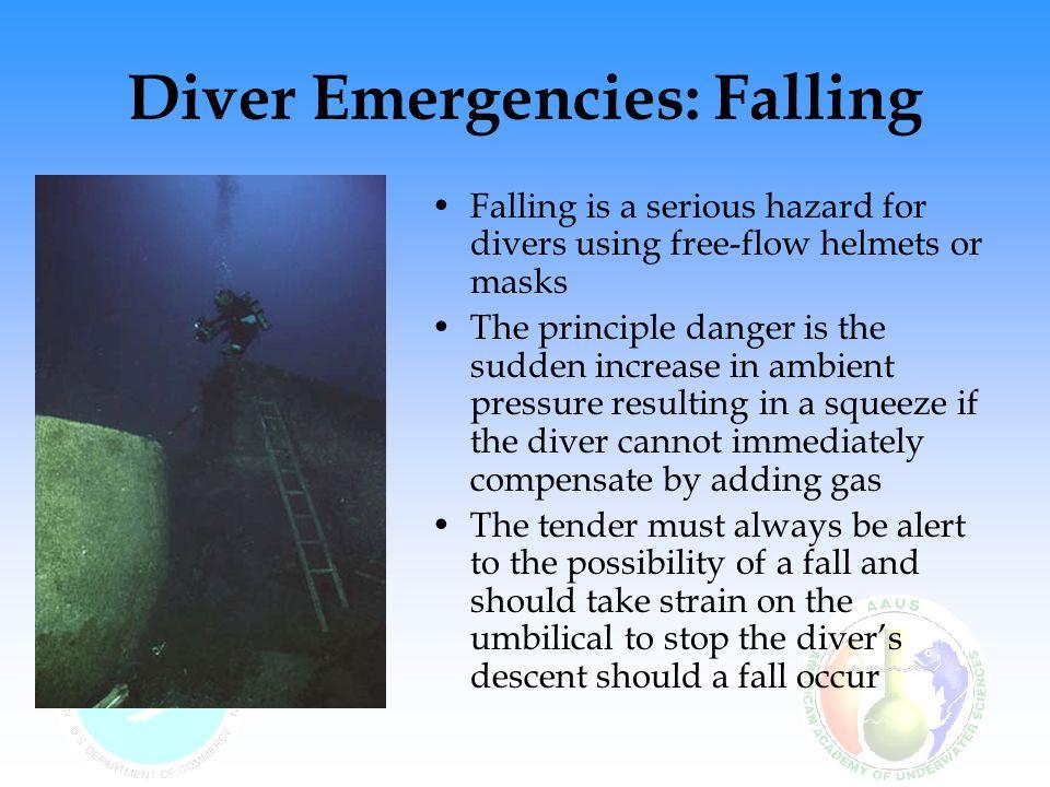 Diver Emergencies: Falling