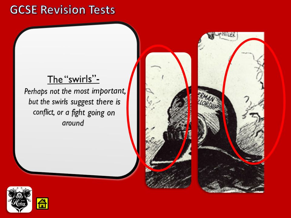 GCSE Revision Tests The swirls -