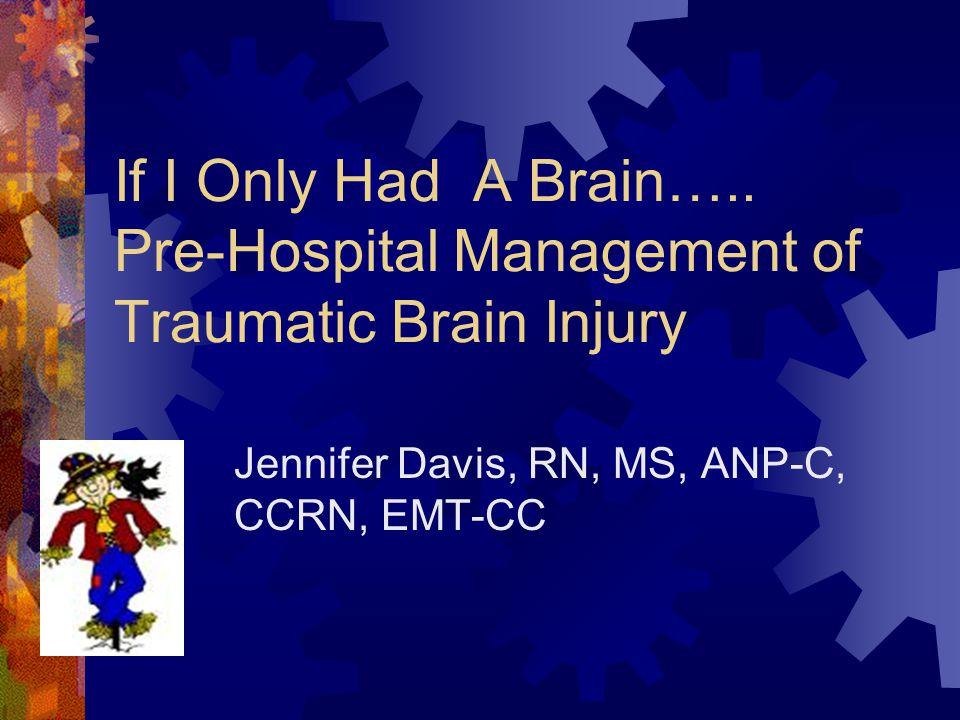 Jennifer Davis, RN, MS, ANP-C, CCRN, EMT-CC