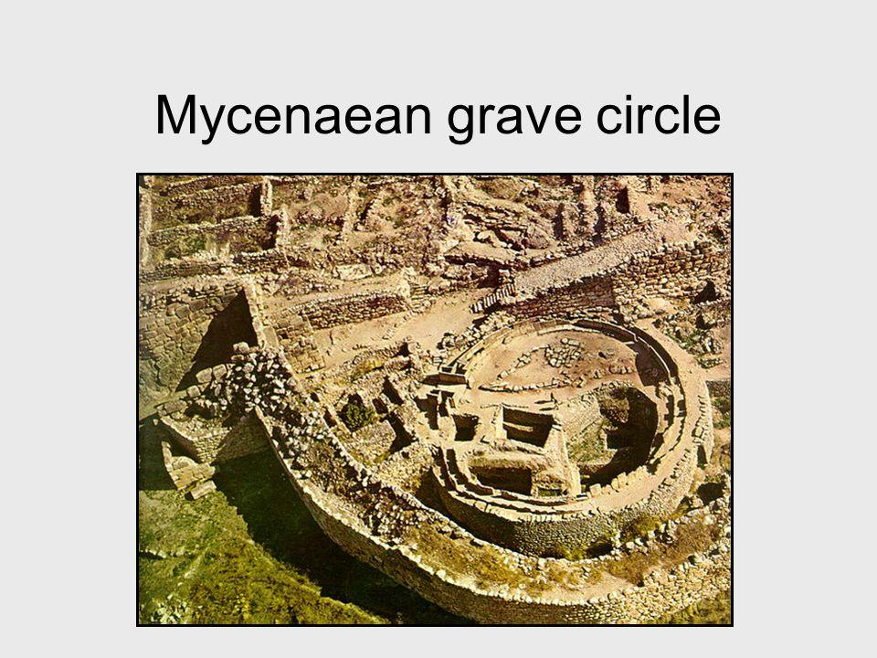 Mycenaean grave circle