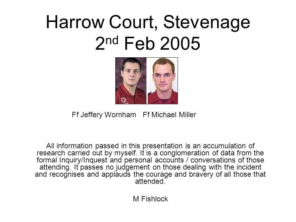 Harrow Court, Stevenage 2nd Feb 2005