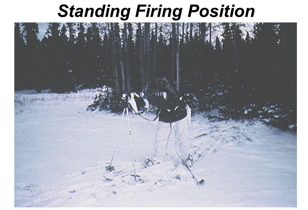 Standing Firing Position