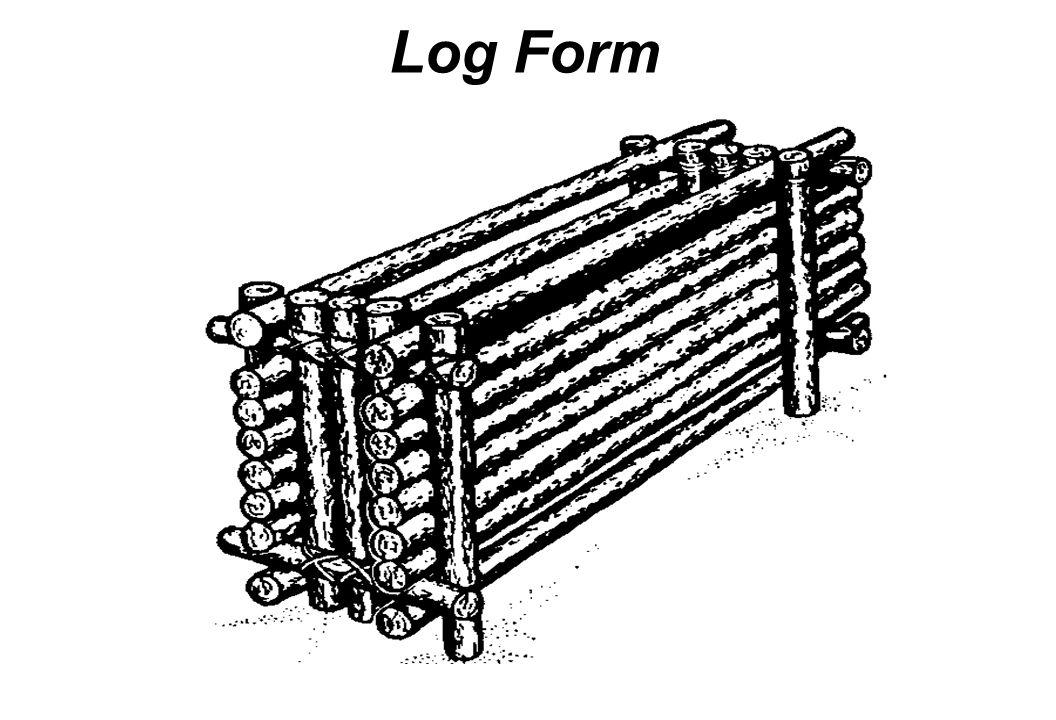 Log Form