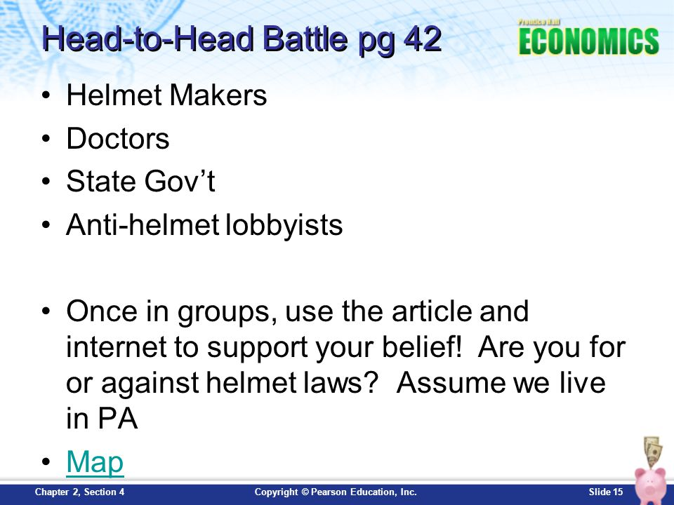 Head-to-Head Battle pg 42
