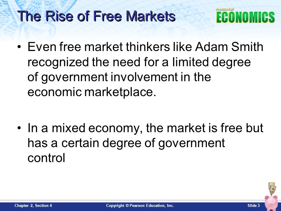 The Rise of Free Markets