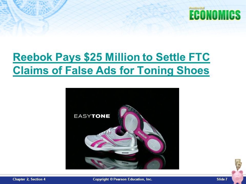 Reebok Pays $25 Million to Settle FTC Claims of False Ads for Toning Shoes