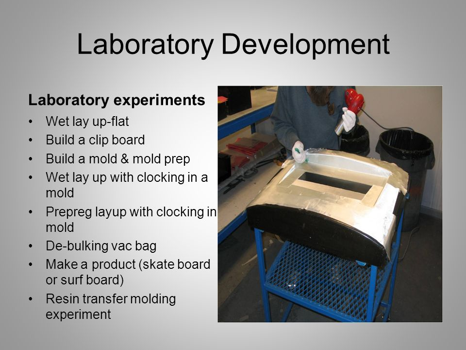 Laboratory Development