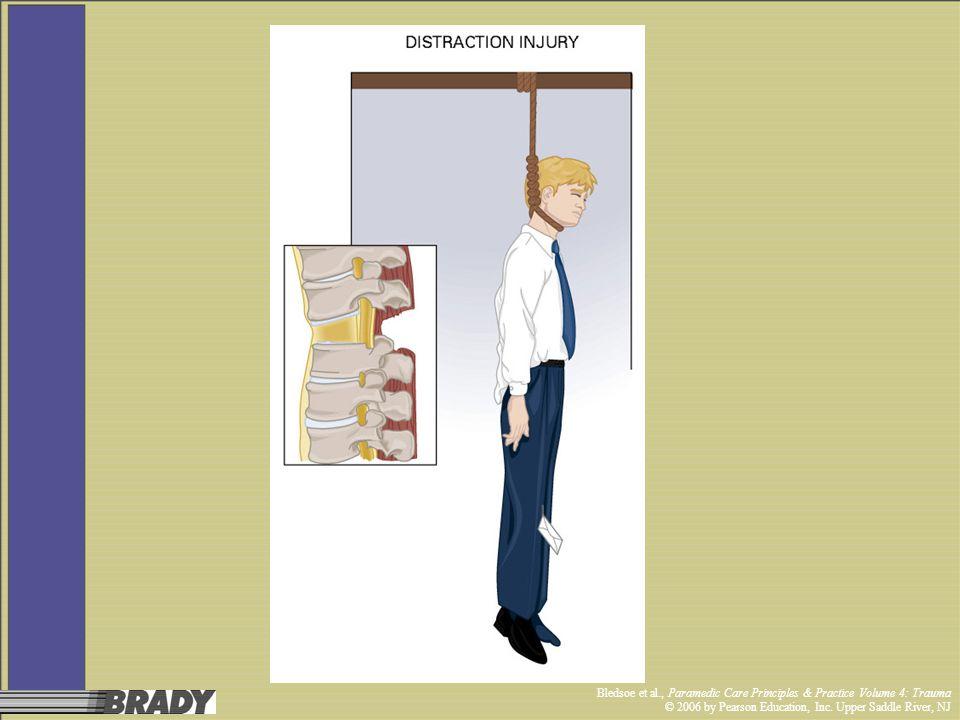 Bledsoe et al., Paramedic Care Principles & Practice Volume 4: Trauma © 2006 by Pearson Education, Inc.