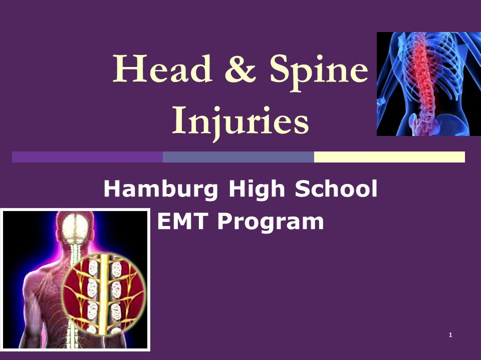 Hamburg High School EMT Program