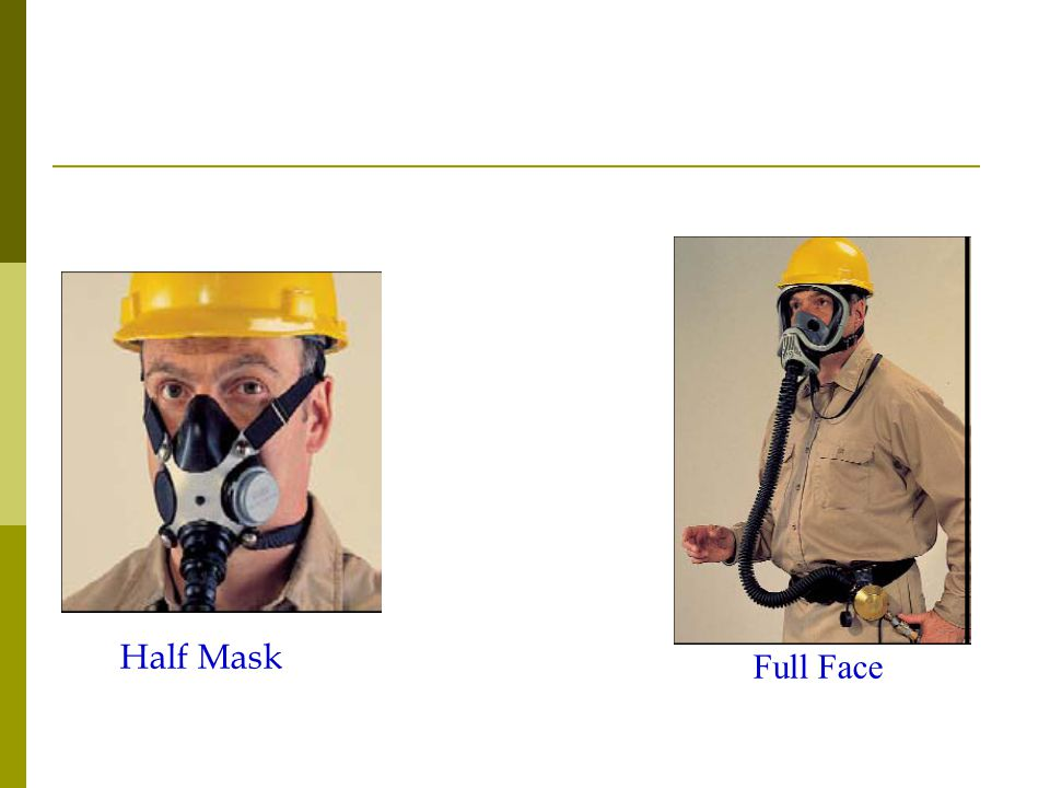 Half Mask Full Face