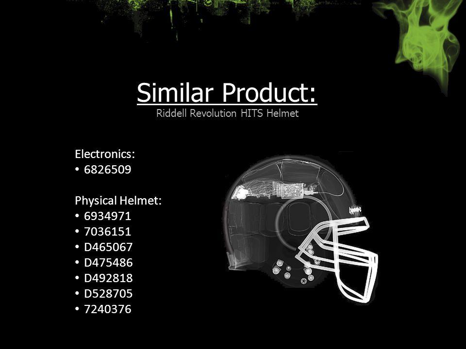 Riddell Revolution HITS Helmet