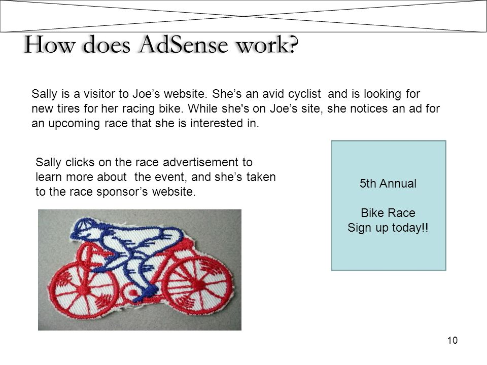 How does AdSense work